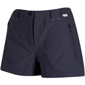 Regatta Highton Short Femme, seal grey